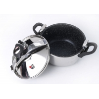 Induction Rice Gas 2mm 60KPA Household Pressure Cookers