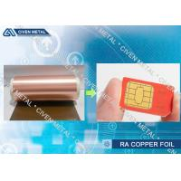 Quality Electro - Deposited PCB Copper Foil Sheet For FPC And FCCL Fine Circuit Application for sale