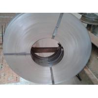 Quality High Strength Pack Metal Strap Bander , Stainless Strap 0.5mm*50mm Galvanized for sale