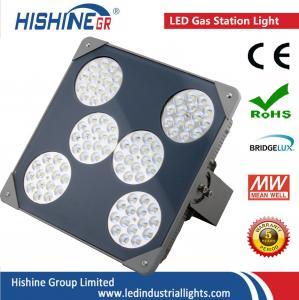 China 90W LED Led Gas Station Canopy Lights , Led Canopy Light Fixtures Ra > 80 on sale