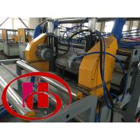 Buy cheap wood and plastic composite wpc foamed  poster board extruder,extrusion line product