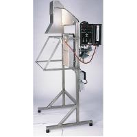 Buy cheap Carbon Steel Flammability Testing Equipment , Flame Test Apparatus For Wire / Cable product