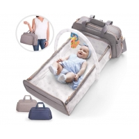 Upgraded 4 In 1 Portable Foldable Bassinet