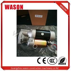 Quality Yammar Engine Parts Excavator Starter Motor 129130-77010 129136-77010 for sale