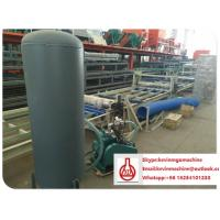 Quality Agricultural Straw Board Machine , Fire Proof Wheat Lightweight Wall Panel Machine for sale