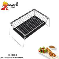 Quality Foldable Charcoal Barbecue Grill for sale