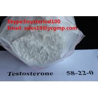 China Testosterone Base Bulking Cycle Steroids Positive Anabolic Oral Steroid Powder Source 58-20-8 on sale