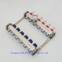 China Radiant Floor Heat PEX Manifolds 4 Circuit on sale