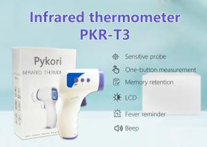 Quality Fever Test Touch Free Digital Ir Infrared Thermometer for sale