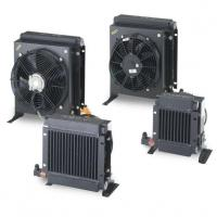 Quality Energy - Saving Hydraulic Oil Heat Exchanger SPAL Fan 12V - 24V For Farm Machinery for sale