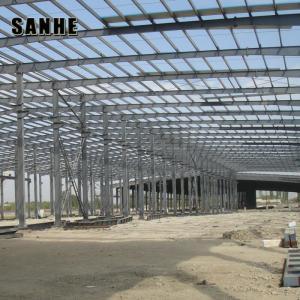 China Structural steel storage shed / metal storage sheds on sale