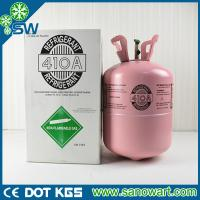 Quality R410a refrigerant Environmentally friendly cool R410a for AC in room for sale