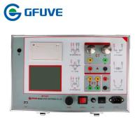Buy cheap 1000A 2500V Automatic Portable CT PT Analyzer For Ratio & Phase Error Testing from wholesalers