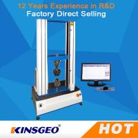 Buy cheap High Accuracy Tensile Strength Testing Machine OEM / ODM Available product