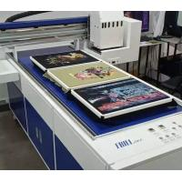China 100% Cotton Fabric Textile T Shirt Printing Machine Automatic Wearing Resistance on sale