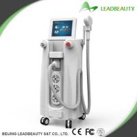 Quality Vertical 808nm diode laser hair removal machine for sale