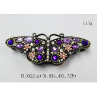 Antique Butterfly Custom Made Jewelry Box