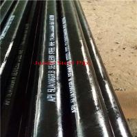 Quality Junde steel pipe company can supply seamless steel pipe with API 5L/ASTM A106 GrB. for sale