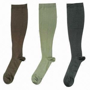 Quality Medical Compression Stockings for Flight Socks Prevent DVT Risk for sale
