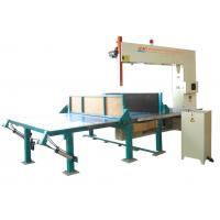 Buy cheap Vertical Automatic Same Thickness PolyurethaneMattress Sponge Foam Cutting Machine from wholesalers
