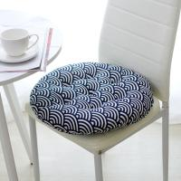 Quality Round Shape Seat chair sofa Cushion Cotton Polyester Tatami Cushion Pillow fancy floor cushion for sale
