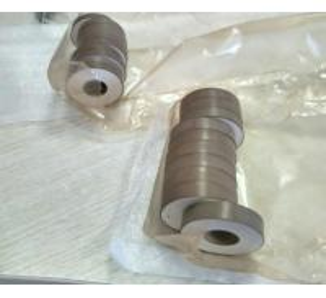 China P4 / P8 Piezo Ceramic Plate Good Heat Resistance Ring Shape Customized Size on sale