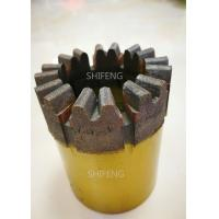 Quality Diamond Cutting Tooth NQ Core Bit Wear Resisting Blades Economical for sale