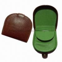 Quality Men's Coin Purse in Unique Design, Made of Genuine Leather for sale