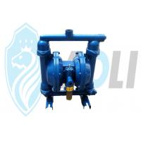Buy cheap Air Driven Pneumatic Diaphragm Pump Aluminium Alloy For Conveying product