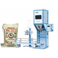 Quality 5kg to 50kg PP PVC Granule Packaging Machine With Auto Sewing Machine for sale