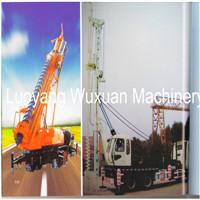 China Long Auger Piling Rigs on sale