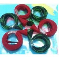 China Braided Mesh Sleeve Fishing Rod Protective Sleeves industrial hoses on sale