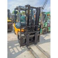 Quality Best Condition Japan Original Used Toyota 50T Diesel Forklift for sale