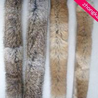 China Chinese Rabbit Fur Trimmings on sale
