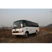 Quality Euro5 Dongfeng RHD EQ6760L5DY 4x4 Bus for sale