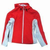 Quality Softshell Jacket, Windbreaker, Fashionable Design  for sale