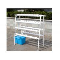 Quality PVC Soilless Cultivation Hydroponic Grow Kit 8 Pipes 4 Layers 72 Plant Sites for sale