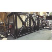 China Standard Type Rubber Modified Asphalt Plant  Hot Oil Coils Heating System on sale