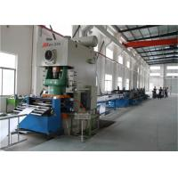 Full Automatic Perforated Type Cable Tray Roll Forming Machine 8-15m/min for sale