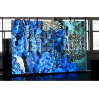 China P7.81 Waterproof Outdoor LED Signs , Transparent LED Screen Curtain For Show on sale