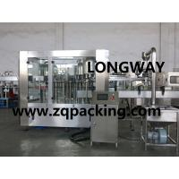 Buy cheap Turnkey mineral water / pure water production project product