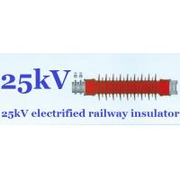 Quality High Tension Railway Insulators Silicon Rubber Impact Resistant for sale