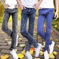 China New products 2018 innovative product basic man jean pants latest design denim jeans pants on sale