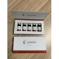 Quality famous korean fat dissolve products lipolysis injection to dissolve fat kabelline for sale