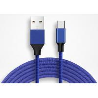 Buy cheap 3.3Feet Nylon Braided Micro USB Data Cable Android Charging Cord for Samsung Galaxy S7  product