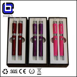 Quality 650mAH Smokeless E-Cigarettes , No Flame Kanger Evod Starter Kit for sale