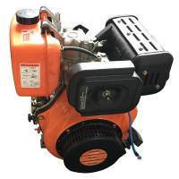 China 186FA 8.5hp Air - Cooled 4 Stroke Diesel Engine Generator Set For Boat on sale