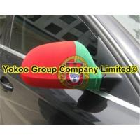 Sports type Car mirror flag---YF 5003