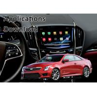 Android Auto Interface for Cadillac with Miracast 3D Live Map USB Steering Wheel Control