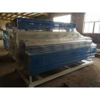 Quality Professional Automatic Wire Mesh Welding Machine For Fence Mesh / Construction Mesh for sale